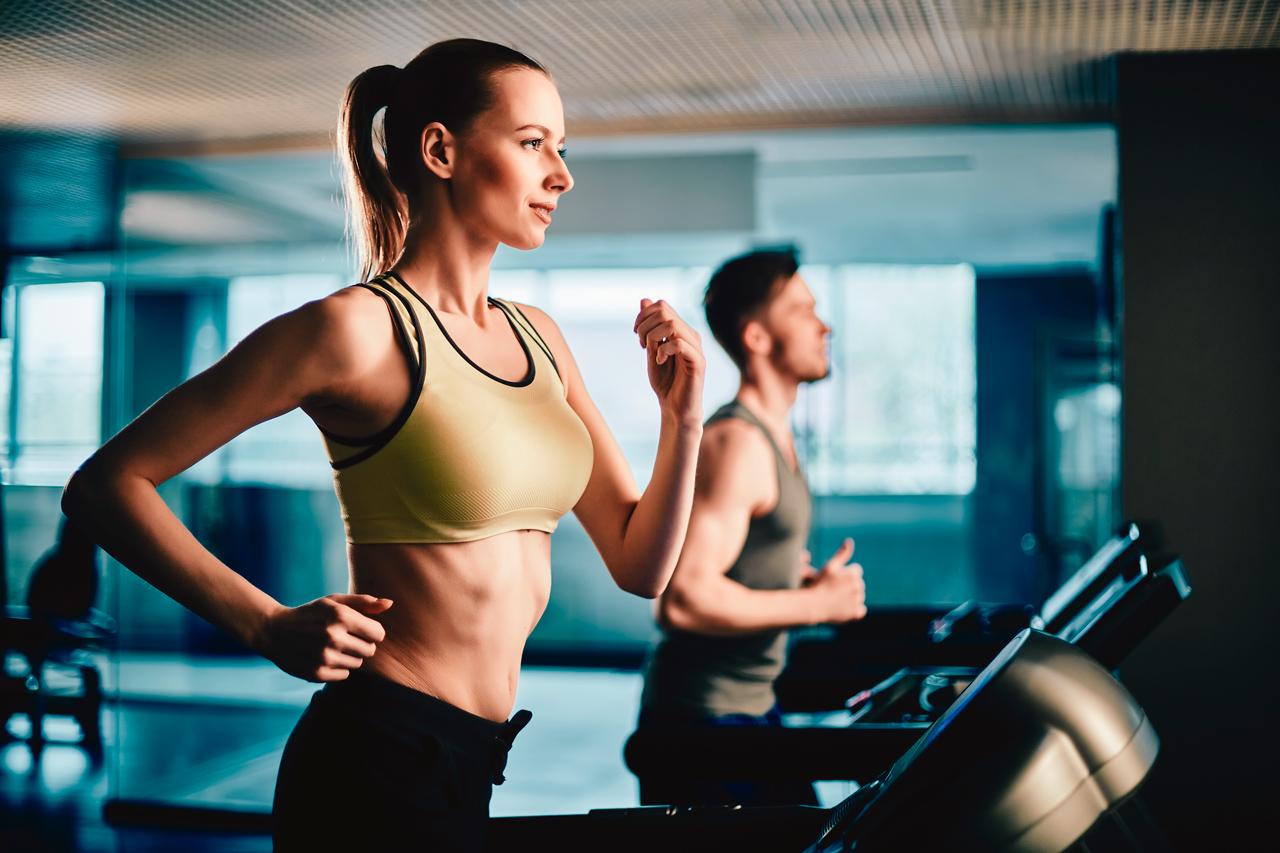adelgazar corriendo tiempo entrenando
