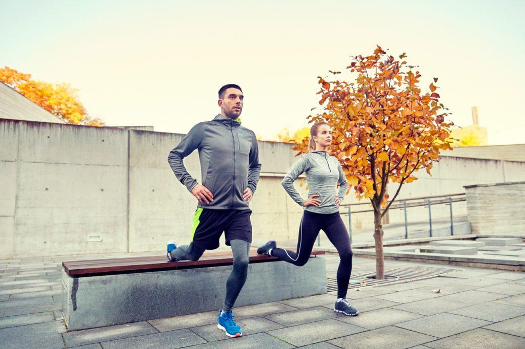Ejercicios para antes de ir a correr
