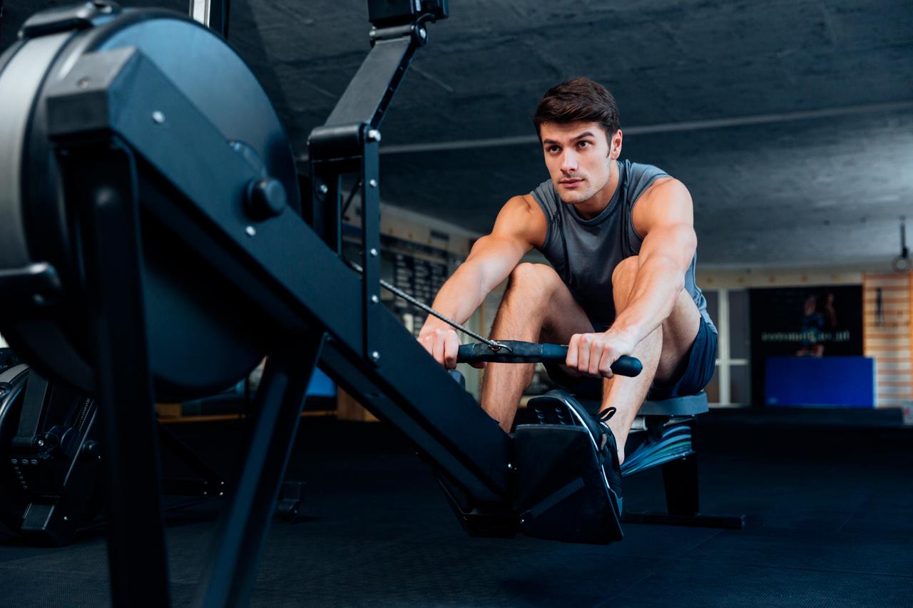 rutina de gimnasio fuerza y potencia