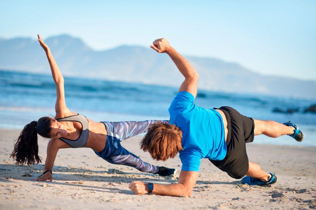 Definicion de ejercicios de fuerza y resistencia muscular