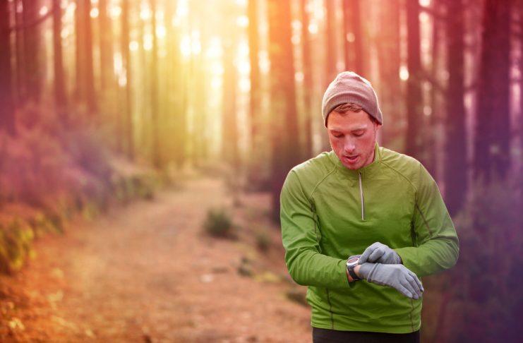 correr por tiempo o distancia