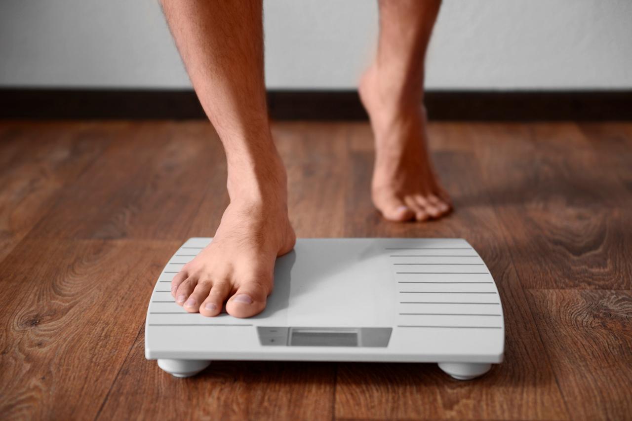 Cuanto tiempo se ven los resultados bajar de peso