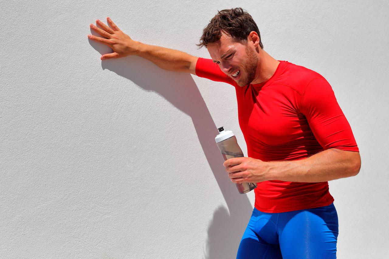 El durante muscular fatiga ejercicio extrema
