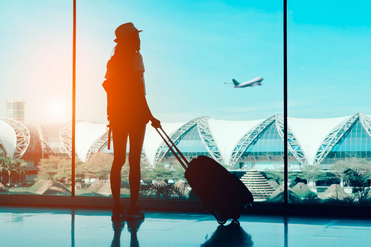 vacaciones-correr-mantener-forma-viaje-avion - Escuela de