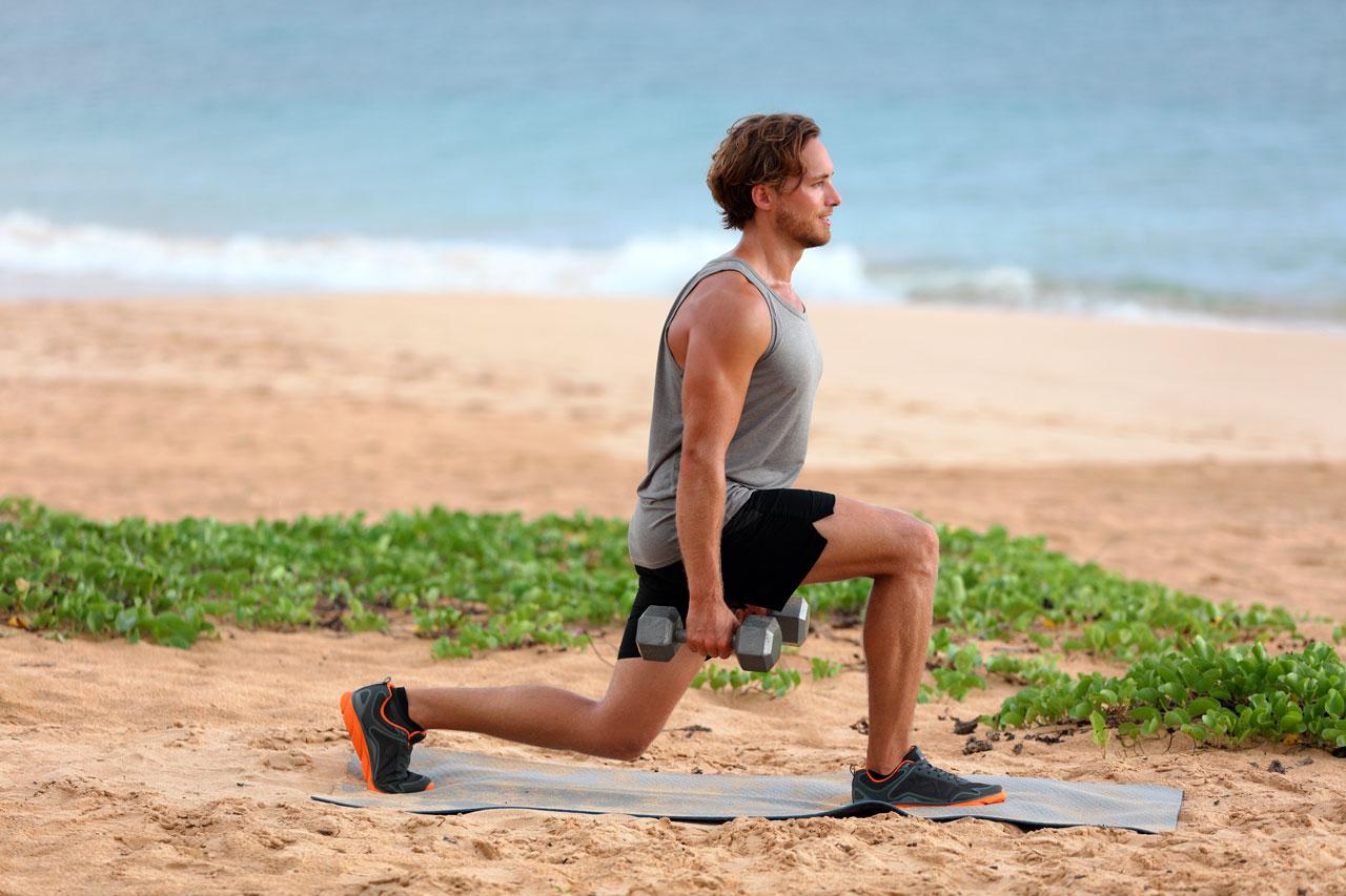 Como fortalecer la musculatura de las piernas