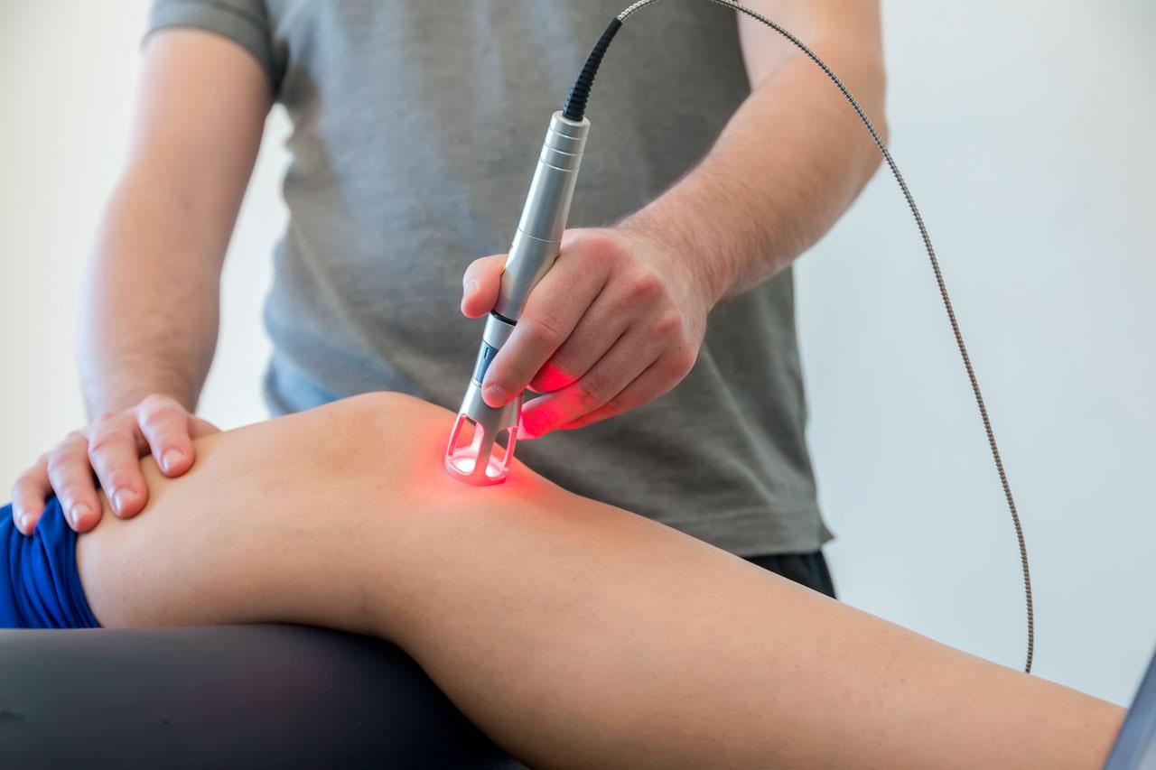 como curar una lesion de rodilla pata de ganso