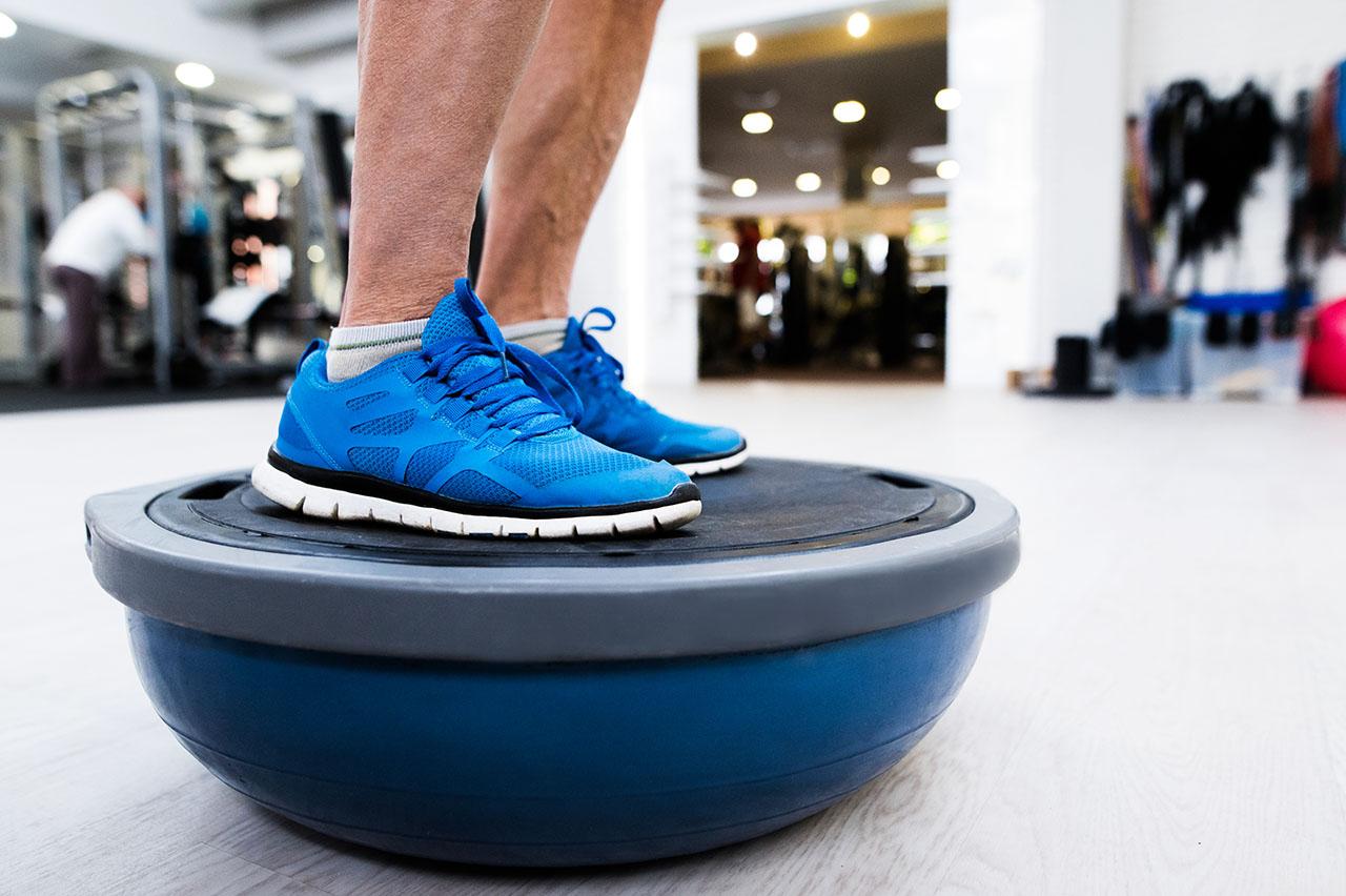Tobillos running para fortalecer ejercicios