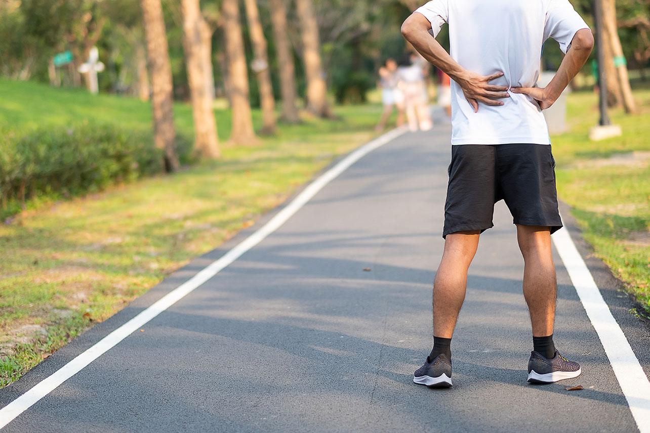 Caminar después de una cirugía de venas varicosas