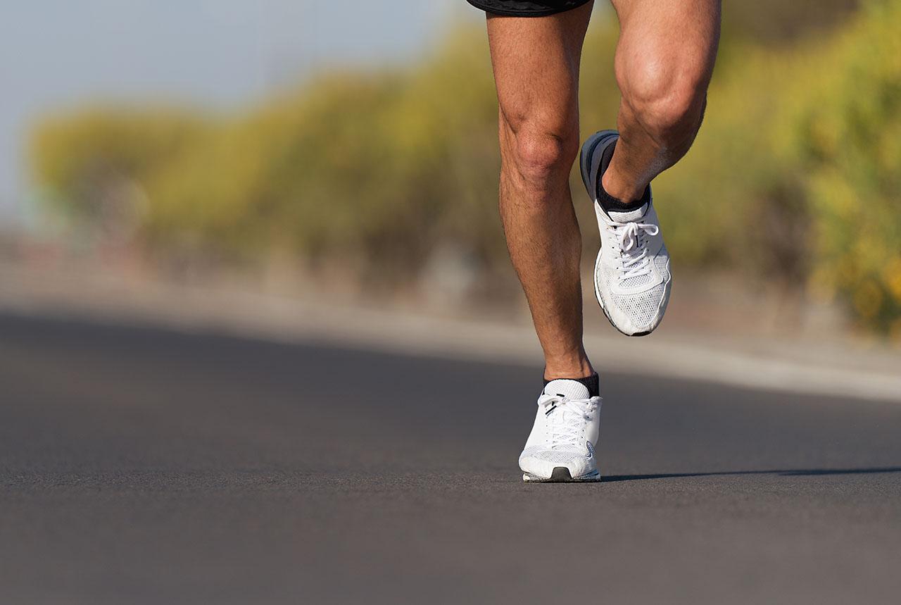 dolor en la rodilla correr